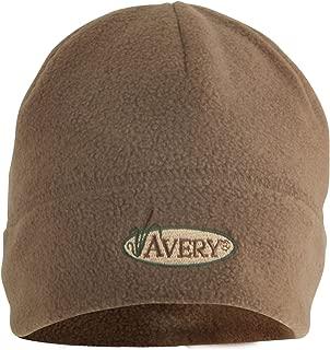 Avery Hunting Gear Windproof Fleece Skull Cap-Dark Moss