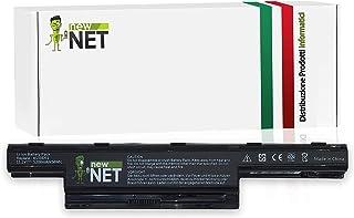 New Net - Batería para Ordenador portátil Acer AS10D31 AS10D51 AS10D56 AS10D75 AS10D81 AS10D61 AS10D41 AS10D73 AS10D71 AS10D3E Aspire 5250 5733z 5750 7741 5733 5755 5253 (6 Celdas)