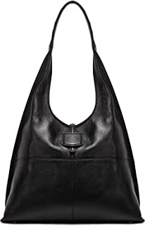 Best soft leather hobo shoulder bags Reviews