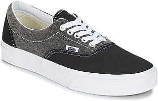 VANS Unisex Era Skate Shoes, Classic Low-Top Lace-up...