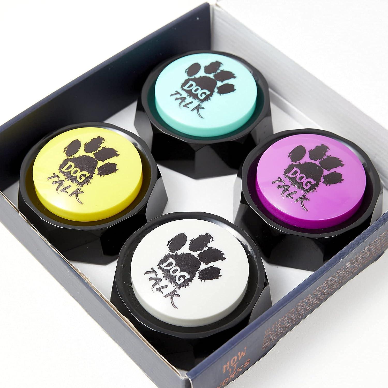 botones de entrenamiento perros