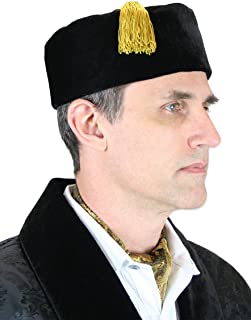 Best smoking jacket and hat Reviews