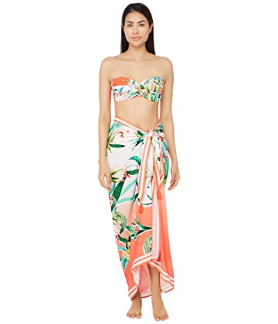 Trina Turk Costa De Prata Pareo Swimsuit Cover-Up (Multi) Women
