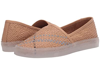 Free People Santorini Slip-On Sneaker (Natural) Women