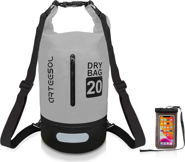 arteesol Genuine Free Shipping Waterproof Dry Bag Floating Ranking TOP3 10L Backpack 5L