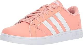 adidas Unisex-Kids Baseline, Trace Pink/White/White, 6 M US Little Kid