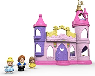 Fisher-Price Little People Disney Princess, Musical Dancing Palace