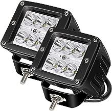 T-Former LED Light Bar,2PCS 3