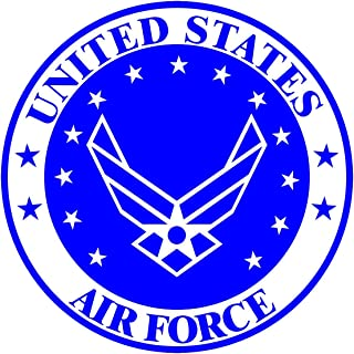 Morale Tags Air Force Seal USAF Emblem Logo Military 5