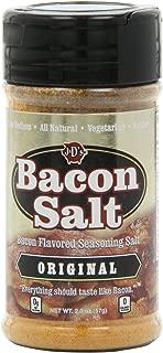 J&D's Bacon Salt, Original, 2 Ounce (Pack of 3)