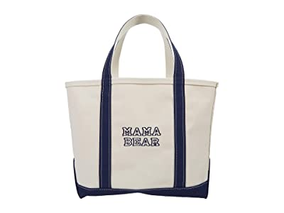L.L.Bean Boat and Tote Embroidered (