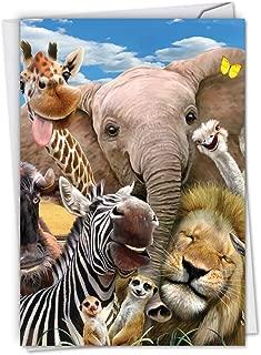 Best safari birthday card Reviews