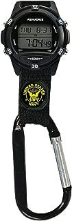 U.S. Navy Digital Clip Watch - 50m Water Resistant