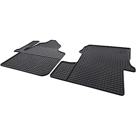 Kh Teile Gummimatten Premium Qualität Gummi Fußmatten Fahrerhaus Set Schwarz Auto
