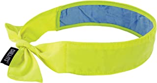 Ergodyne Chill Its 6700CT Cooling Bandana, Lined with Evaporative PVA Material for Fast..