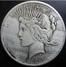 BeiQian Best Morgan Silver Dollars-(1804-1926) Coin Collecting-Silver Dollar USA Old Original Pre Morgan Dollar goodServic...