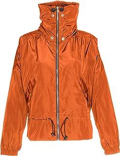 NOROZE Women Baggy Raincoat Hidden Hood Windbreaker Jacket