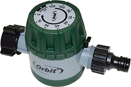 Tap Timer 120 Minute With Manual Overide Garden Watering Orbit