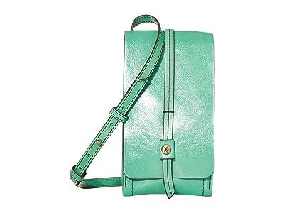 Hobo Token (Mint) Handbags