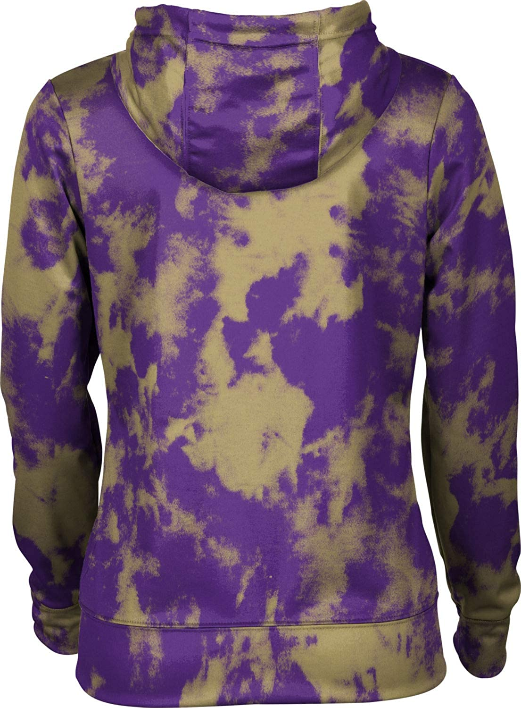 ProSphere Bowling Green High School Girls' Pullover Hoodie, School Spirit Sweatshirt (Grunge)