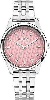 Titan Ladies Neo Economy Analog Pink Dial Women's Watch 2639SM01/NN2639SM01