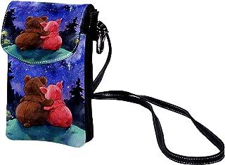TIZORAX Bolsa de deporte impermeable para gimnasio con dise/ño de oso oso de panda para viajes y gimnasio para mujeres y hombres