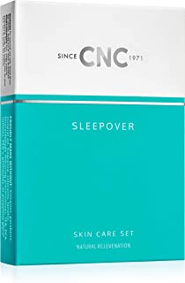 CNC Sleepover Skin Care Travel-Kit with DAY LIFY Lift Instant Result Face Moisturizer, NIGHT LIFT Firming Night Cream, EYE LIFT Complete Eye Defy and Perfectly Purifying GEL CLEANSER