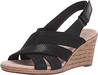 Clarks Lafley Krissy womens Espadrille Wedge Sandal