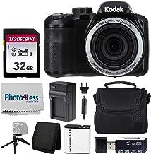 Kodak PIXPRO AZ421 Digital Camera (Black) + Point & Shoot...