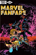 Marvel Fanfare (1982) #2