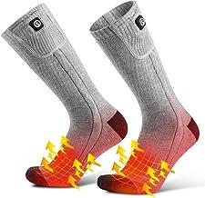 Mermaid Chaussettes chauffantes /électriques Unisexes 2,4 V Id/éales pour Les activit/és dext/érieur et dint/érieur en Hiver comme Le Camping la randonn/ée l/équitation