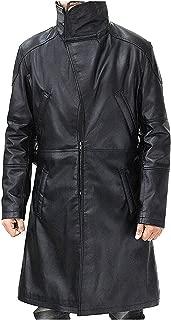 Blade Runner 2049 Officer K Ryan Gosling Black Leather Coat