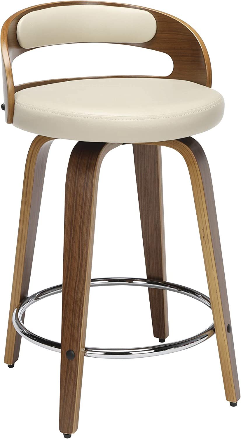 OFM Popular shop is the lowest price challenge 161 Collection Mid Century Modern Bentwood Back Regular discount 24