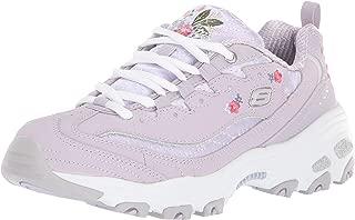 Skechers Women's D'Lites-Bright Blossoms Sneaker