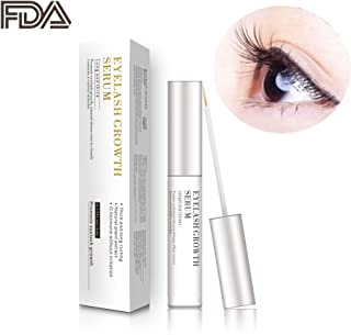3533c06fd59 Eyelash Growth Serum,Natural Brow Lash Enhancer,Nourish Damaged Lashes and  Boost Rapid Growth