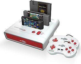 Retro-Bit Super Retro Trio HD Plus 720P 3 en 1 Console System (2018) Bundle - Garantie 1 an de Geek Theory - pour NES, Sne...