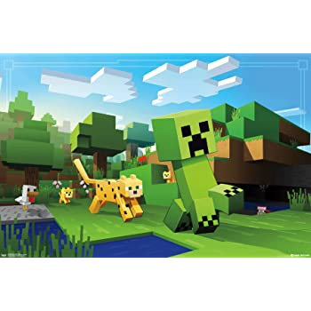 Minecraft World Beyond Poster 61x91.5cm