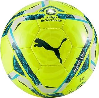 PUMA LaLiga 1 Adrenalina Mini Ball Balón de Fútbol, Unisex-Adult, Lemon Tonic-Multi Colour