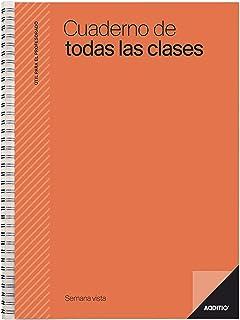 comprar comparacion Additio P222 - Cuaderno de todas las clases, Varios colores
