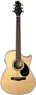 Greg Bennett Design G Series 100 GA100SCE N Auditorium エレアコ, Natural アコースティックギター アコギ ギター (並行輸入)