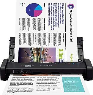EPSON WorkForce DS-310 Color Document Scanner, A4, 1200 DPI, USB