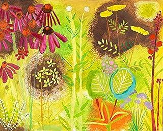 Oopsy Daisy Canvas Wall Art Wellfleet Garden by Donna Ingemanson, 30 by 24-Inch