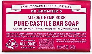 Dr. Bronner's Organic Castile Bar Soap - (Rose, 5 oz)