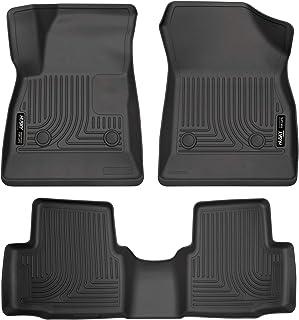 Husky Liners Fits 2016-20 Chevrolet Cruze Weatherbeater Front & 2nd Seat Floor Mats