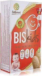 Belkorn Biskids Nature Biscuit - 150 gm