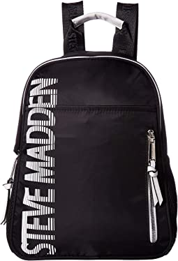 Sporty Logo Backpack