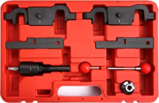 WINTOOLS Compatible for Repair and Replace Cam Camshaft Timing Tool for Porsche Cayenne Panamera Engine V8 4.5L 4.8L V6 3.6L and Audi Q7 9678, 9595