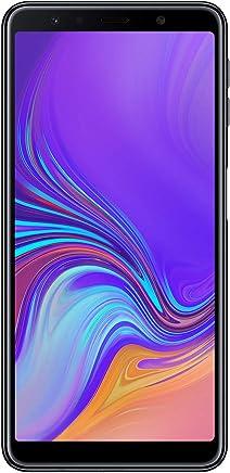Samsung Galaxy A7 Smartphone, 64 GB, Dual SIM, Nero [Versione Italiana]