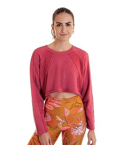 Maaji Bravery Rosewood Sweatshirt Women