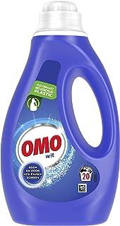Omo Semi-geconcentreerd Wit Wasmiddel - 20 wasbeurten - 1 x 1 Liter